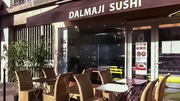 Dalmaji terrasse