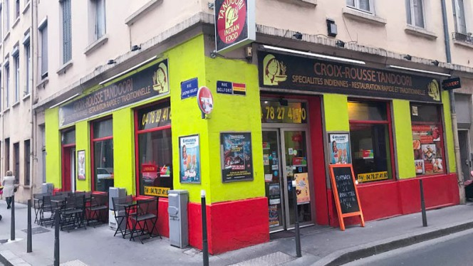 Croix Rousse Tandoori - Restaurant - Lyon
