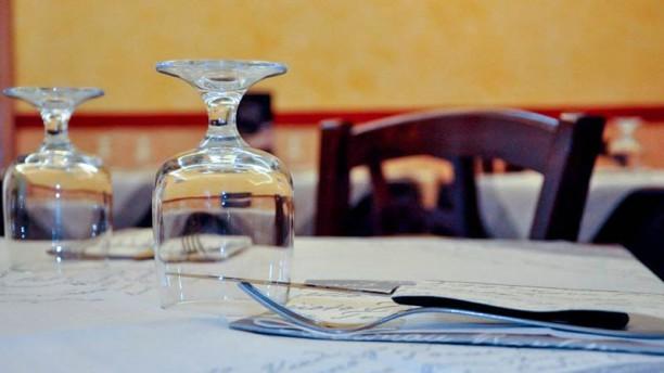 L'Angolo del Gusto particolare tavolo