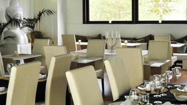 Idilicc Restaurant & Lounge Vista sala