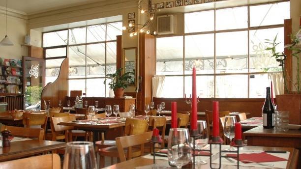 Café Gallay Vue de la salle