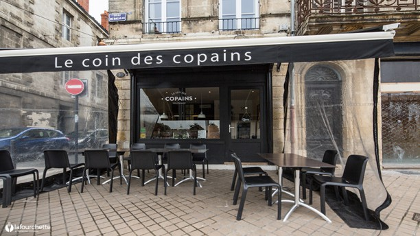restaurant le coin des copains bordeaux 33300 avis menu et prix. Black Bedroom Furniture Sets. Home Design Ideas