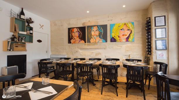 Le coin des copains restaurant 1 quai de bacalan 33300 for Diner entre copains