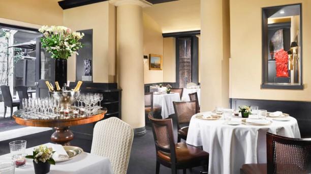 Café Romano sala