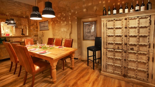 Chez Camille Vista sala