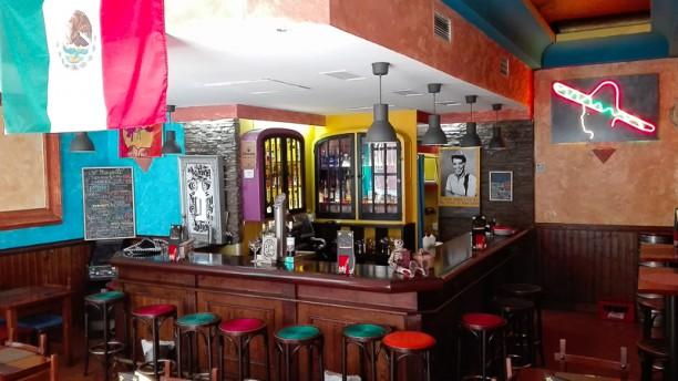 Cantina El Chamaco Sala