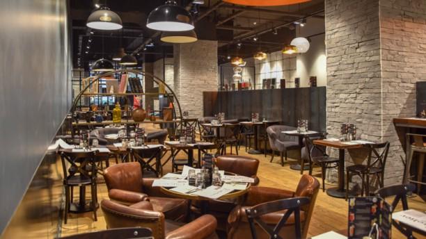 Bistro l'Atelier - La Défense Salle du restaurant