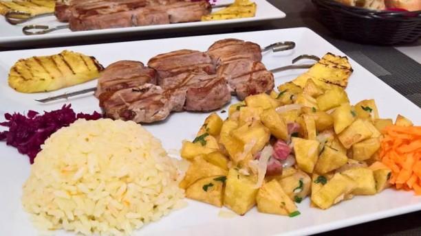 La Table d'Ana Suggestion de plat