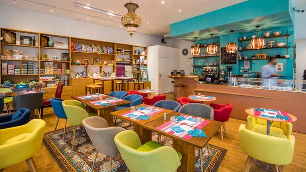 Sohan Café Aperçu de l'intérieur