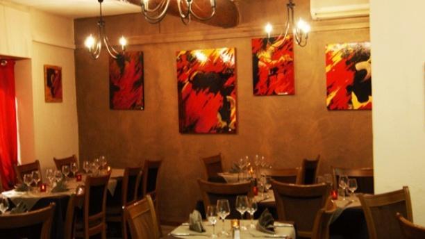 Les artistes - Une Autre Renaissance Salle du restaurant
