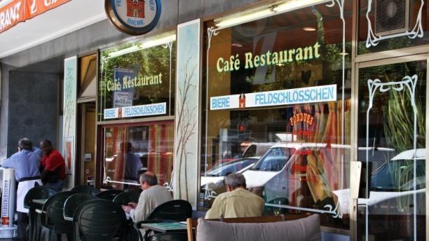 Restaurant Z Chez Roberto's Devanture