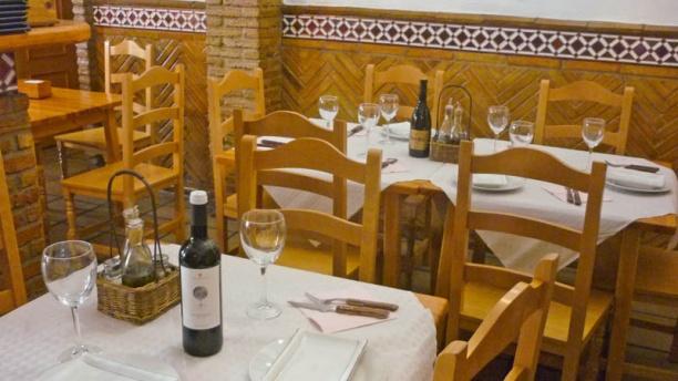 Serranía de Cádiz Vista sala