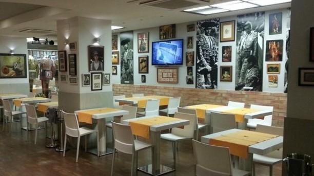 Taberna Los Califas restaurante