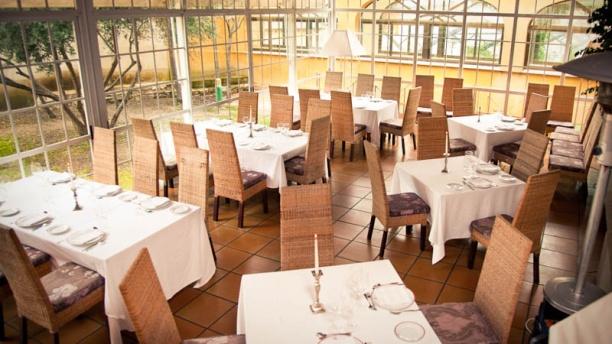 4 Estaciones - Hotel Ciudad de Ubeda Sala exterior