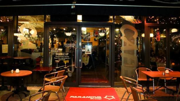 Cafe Castro Terrace