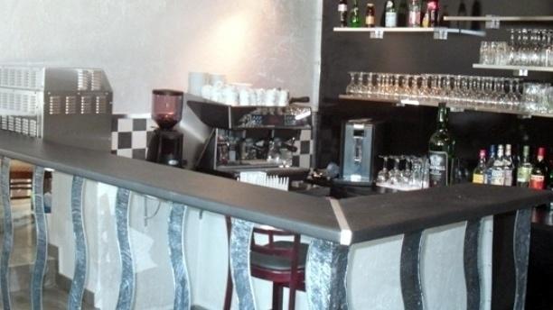 Auberge des Mourgues Aperçu du bar