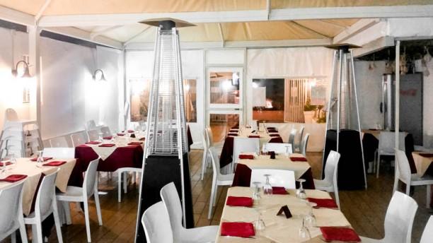Ristorante Pizzeria L'Orizzonte sala
