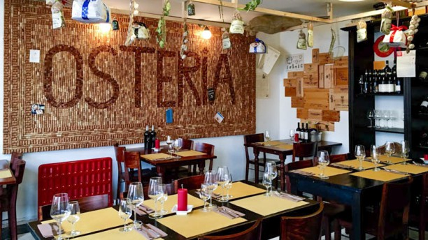 Victor Russo's Osteria Restaurant