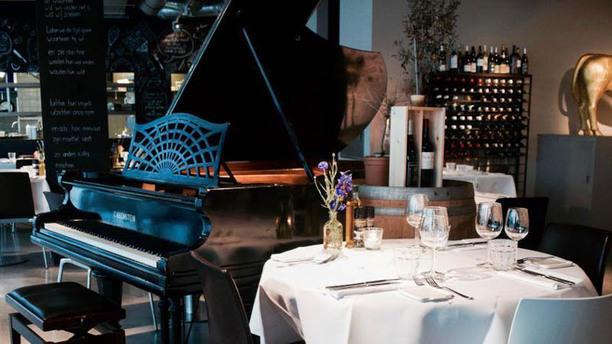 De Nieuwe Poort Dinsdag tot en met donderdag live klassieke muziek tijdens de lunch