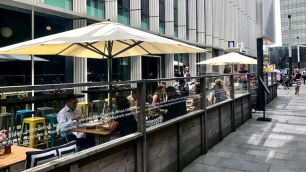 De nieuwe poort in amsterdam menu openingstijden for Nieuwe restaurants amsterdam
