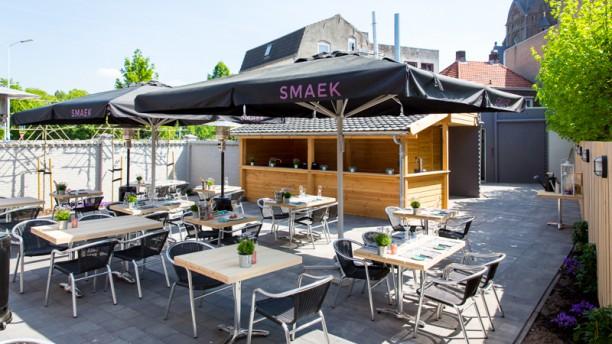 Restaurant Smaek Terras
