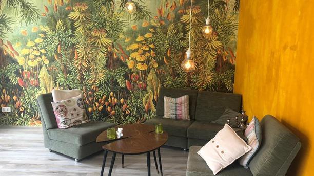 Lunchroom & Restaurant Op de Hoek Inrichting