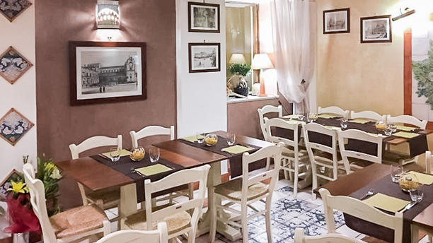 Ristorante Re Ruggero Sala