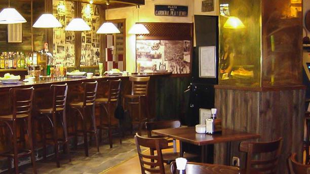 Cervecería Flas Vista sala
