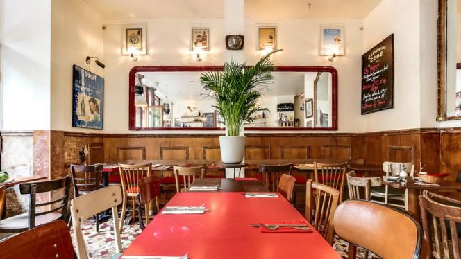 Monsieur - Restaurant - Paris