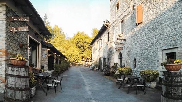 Antica Osteria Etrusca Esterno