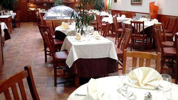 Restaurant Les Jardins de Montesson Vue de la salle