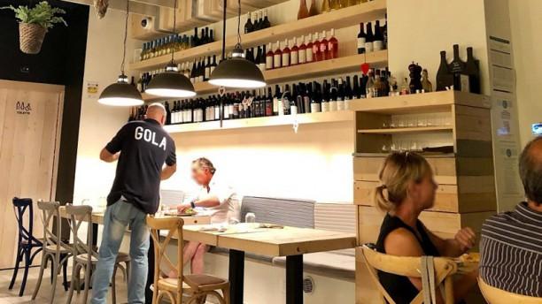 GOLA Gourmet Kitchen Sala Interna