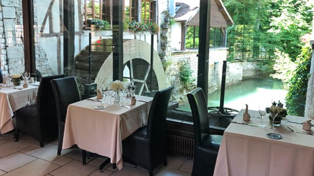 Le Moulin du Landion Diner au Moulin