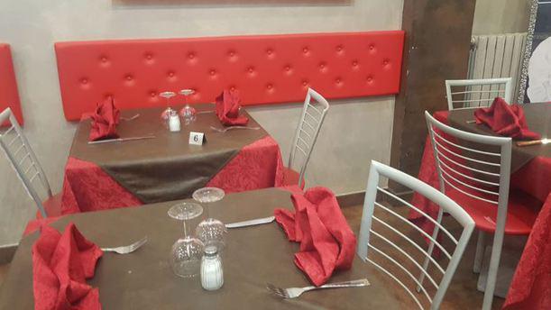 Trattoria Pizzeria Art Cafè sala