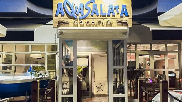 Aquasalata Entrata