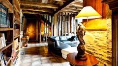 Moulin de Conques -Hotel de Charme - Restaurant - Conques-en-Rouergue