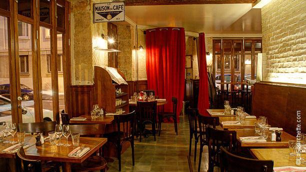 Au Bon Coin Restaurant 21 Rue De La Collégiale 75005