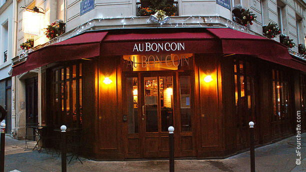 restaurant au bon coin paris 75005 quartier latin. Black Bedroom Furniture Sets. Home Design Ideas