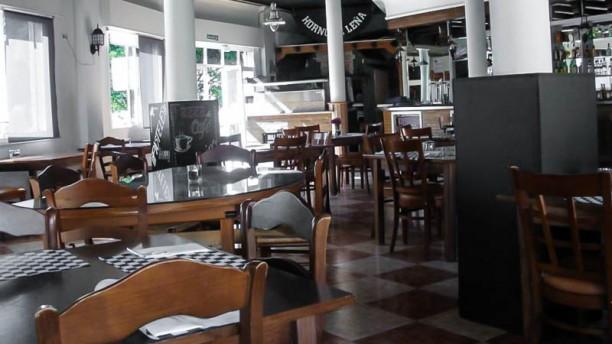 Pizzeria Gepetto´S Vista sala