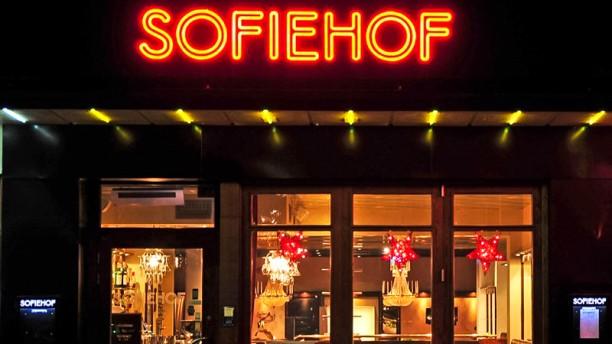 Sofiehof kök & bar Entrance