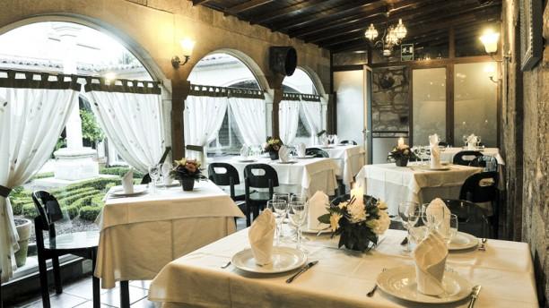 Hotel Gastronómico Casa Rosalía Vista sala