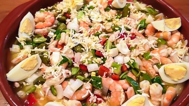 Esteban - Cava Baja Sugerencia del chef