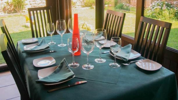 La Partera Vista mesa