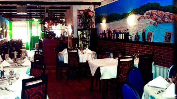 Portofino restaurantzaal
