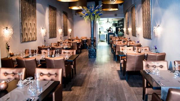 Mayur Kitchen restaurantzaal