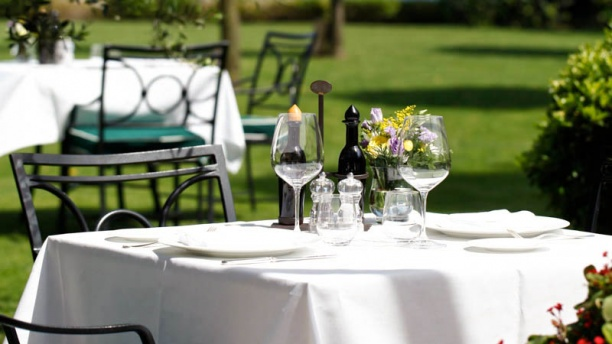restaurante el jardin finca cortesin en casares men On restaurante el jardin prohibido opiniones