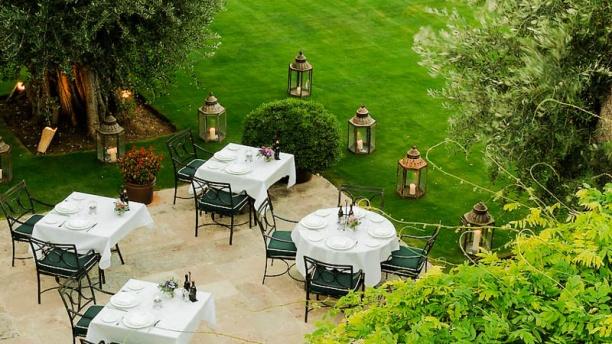 El Jardin - Finca Cortesin Vista terraza