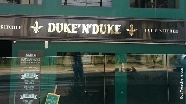 Duke'n'Duke - Vila da Serra Duke fachada