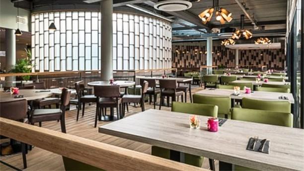 Woensel Wereldkeukens Het restaurant