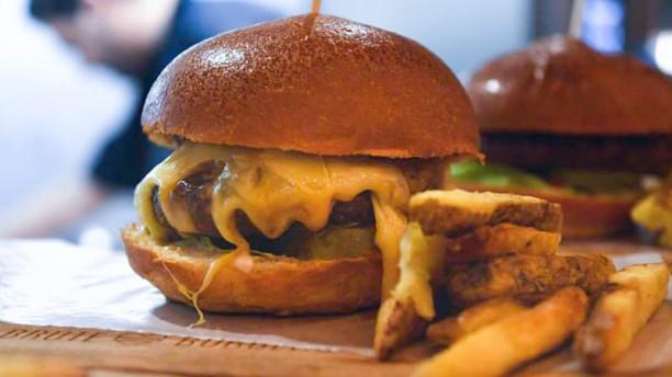 Brute Burgers Hoofddorp burger